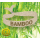 Pulseras de festival hechas de tela de bambú sostenible