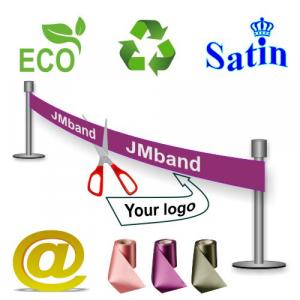 Cinta de inauguración ecológica y sostenible Vía eMail.