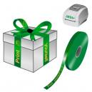 Imprima cintas de regalo en una impresora térmica JMB4+