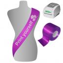 Imprima sus fajas en un sistema de impresión JMB4+