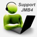 Soporte técnico para JMB4+
