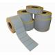 Rollos de etiquetas adhesivas para impresoras térmicas