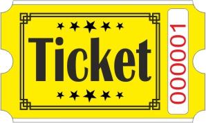 Roll Tickets - Amarillo